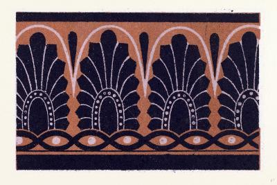 Greek Ornament and Etruscan Ornament--Giclee Print