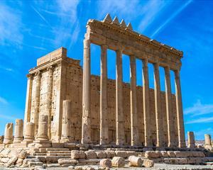 Greek Ruins of Palmyra Syria