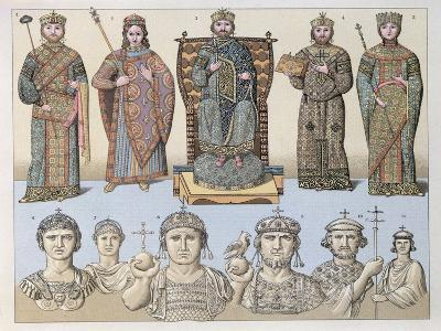 Greeks of Constantinople--Giclee Print