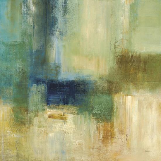 Green Abstract-Simon Addyman-Premium Giclee Print