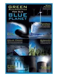 Green Alternative For Our Blue Planet