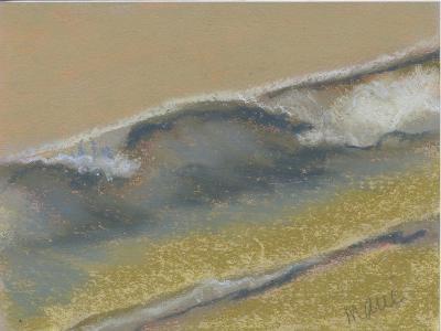 Green and Gold-Marie Marfia Fine Art-Giclee Print