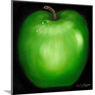 Green Apple-Nelly Arenas-Mounted Print