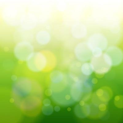Green Bokeh Abstract Light--Vladimir--Art Print