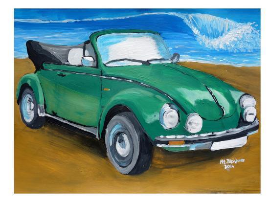 green-bug-at-beach