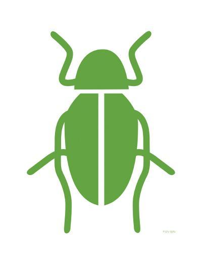 Green Bug-Avalisa-Art Print