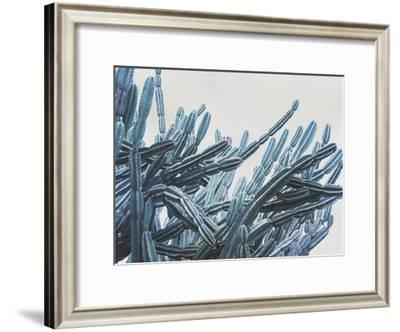 Green Crush VII-Elizabeth Urquhart-Framed Art Print