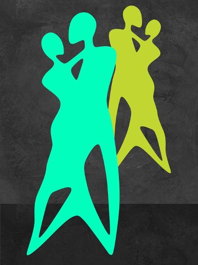 Green Dance-Felix Podgurski-Art Print