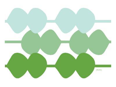 Green Design, no. 95-Avalisa-Art Print