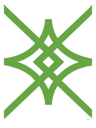 Green Diamond-Avalisa-Art Print