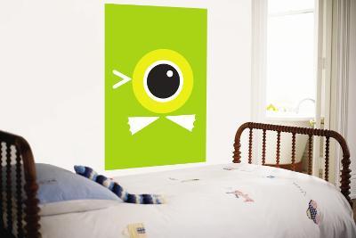 Green Duck Eye-Avalisa-Wall Mural