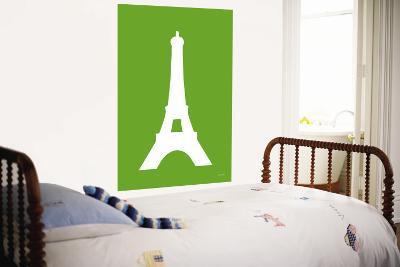 Green Eiffel Tower-Avalisa-Wall Mural