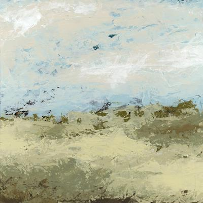 Green Fields II-June Vess-Art Print