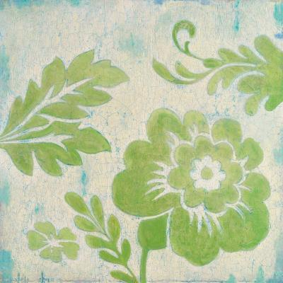 Green Floral-Hope Smith-Art Print