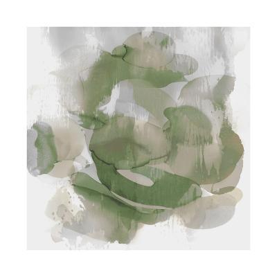 Green Flow II-Kristina Jett-Giclee Print