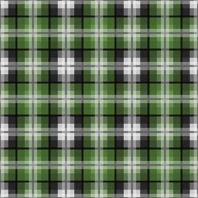 Green Gray Check 2-Jennifer Nilsson-Giclee Print