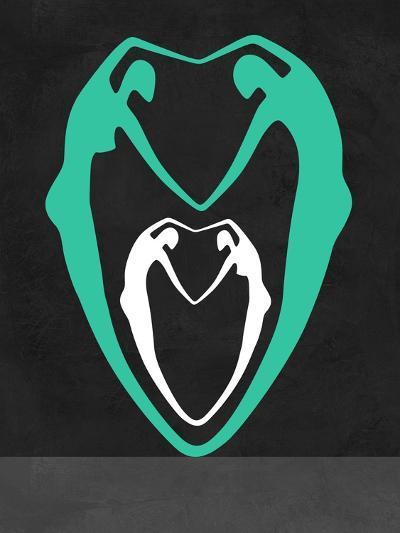 Green Heart-Felix Podgurski-Art Print