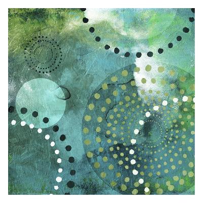 Green Hills Valley-Jace Grey-Art Print