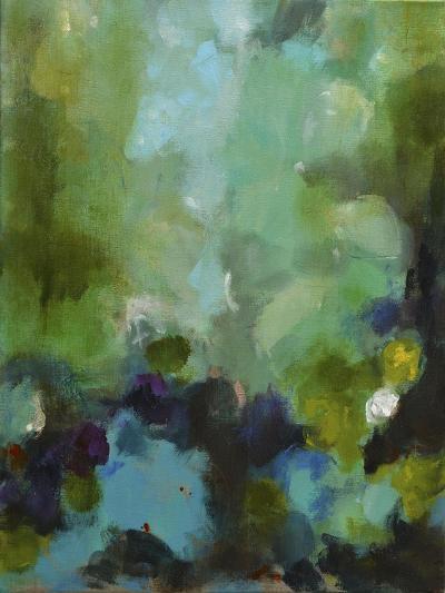 Green II-Solveiga-Giclee Print