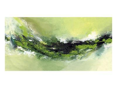 Green Island-Lucy Cloud-Art Print