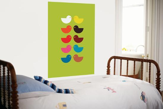 Green Kiss-Avalisa-Giant Art Print