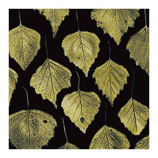 Green Leaves-PhotoINC Studio-Art Print