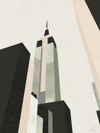 Graphic New York I