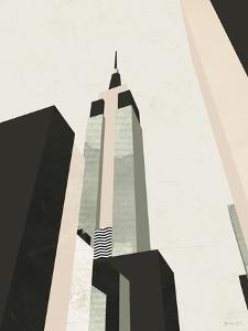 Graphic New York I by Green Lili