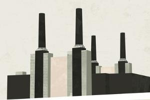 Graphic New York V by Green Lili