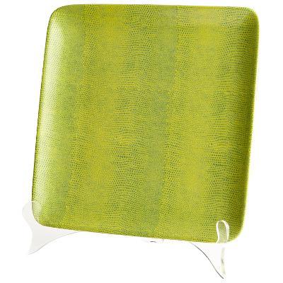 Green Mamba Tray - Small--Home Accessories