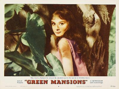 Green Mansions, 1959--Art Print