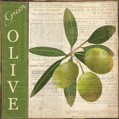 Green Olive-Piper Ballantyne-Art Print