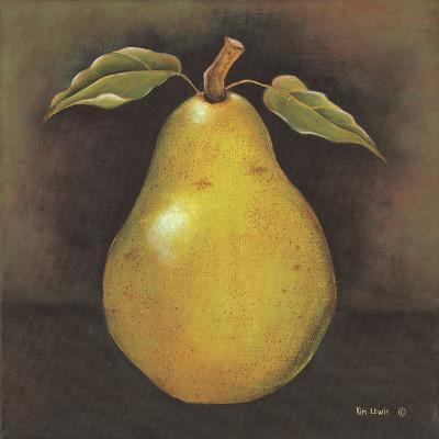 Green Pear-Kim Lewis-Art Print