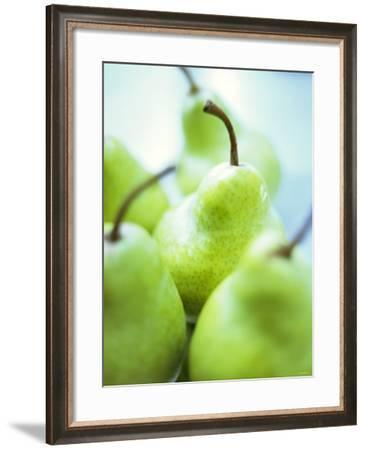 Green Pears-Maja Smend-Framed Photographic Print