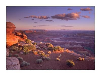 Green River Overlook, Canyonlands National Park, Utah-Tim Fitzharris-Art Print