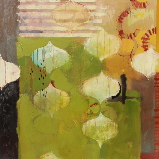 Green Shade-Jennifer Rasmusson-Art Print