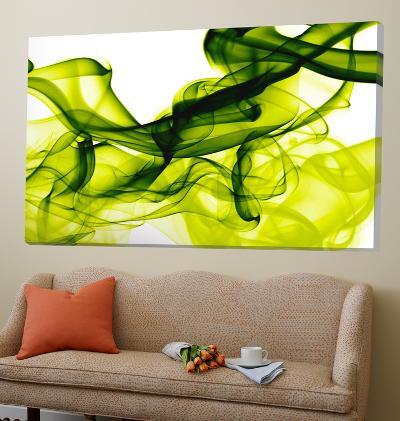 Green Smoke-GI ArtLab-Loft Art