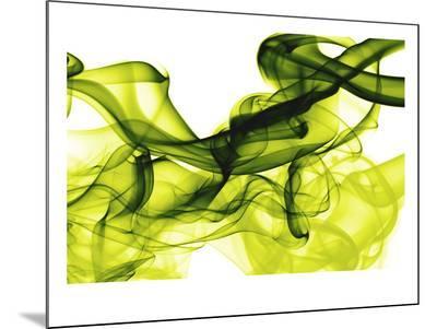Green Smoke-GI ArtLab-Mounted Photo