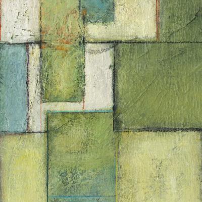 Green Space II-Beverly Crawford-Art Print