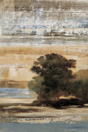 Green Trees II-Simon Addyman-Premium Giclee Print