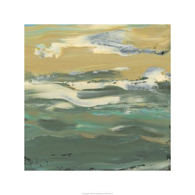 Green Water's Edge II-Alicia Ludwig-Limited Edition