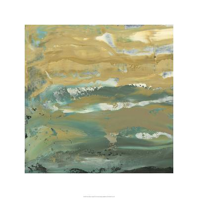Green Water's Edge III-Alicia Ludwig-Limited Edition