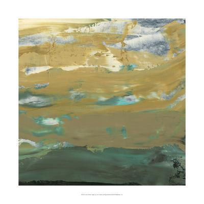 Green Water's Edge IV-Alicia Ludwig-Premium Giclee Print