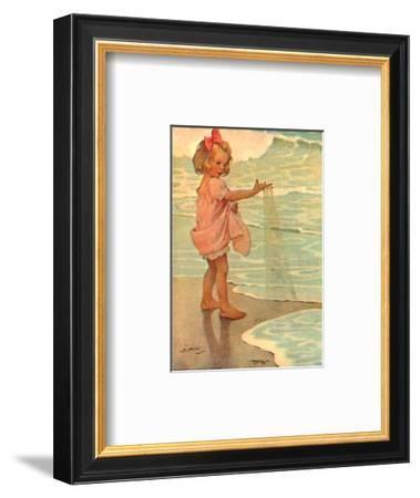 Green Years VIII--Framed Art Print