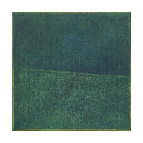 Green Zen II-Jodi Fuchs-Art Print