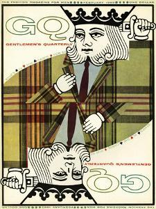 GQ Cover - February 1963 by Greenberg & Smith