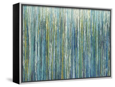 Greencicles-Liz Jardine-Framed Canvas Print