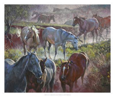 Greener Pastures-Jack Sorenson-Art Print