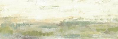 Greenery Horizon Line I-Jennifer Goldberger-Art Print