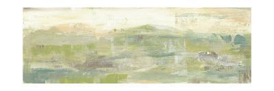 Greenery Horizon Line III-Jennifer Goldberger-Art Print